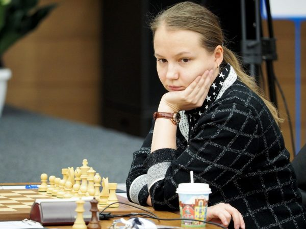 Valentina Gunina (RUS)