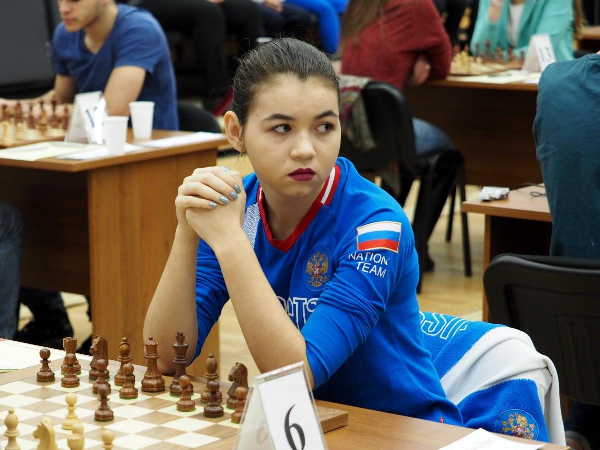 Alexandra Goryachkina (RUS)
