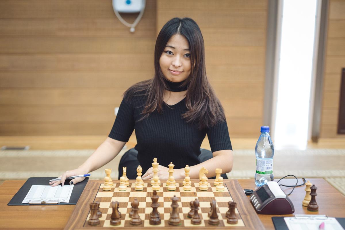 Ju Wenjun  (CHN)