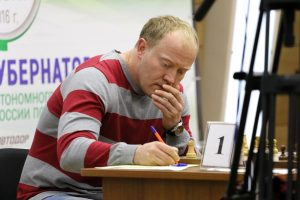 Denis Khismatullin (RUS)